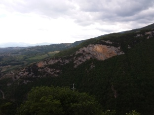 More views from Saracena