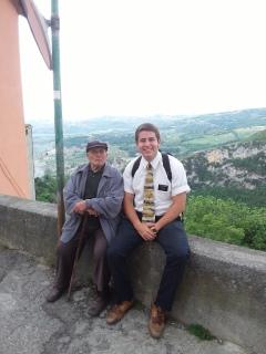 My Companion with Fratello Barletta