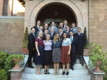 New Missionaries on May 2, 2017