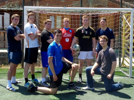 The Zone Calcio squad