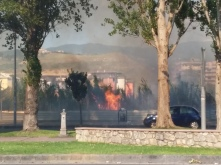 The Great Cosenza Fire
