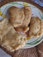 I made some panzerotti for P-day lunch today. They weren't incredible, but it was fun to try