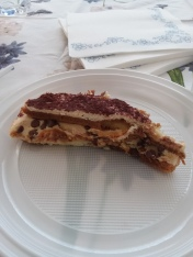 Tiramisu we had at a branch pranzo (lunch)