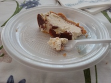 Cheesecake we had there also