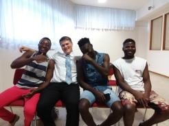 My African homies