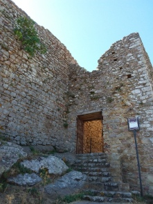 A castle in Mistretta