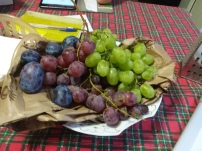 I Italiani amano le loro uve (The Italians love their grapes)