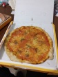 Some Napoli style pizza, but I'm sure it does not compare to the real stuff