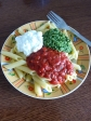 My new favorite Pasta, Pasta tre colore