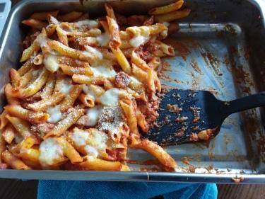 Some Pasta al forno that i made