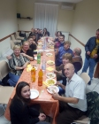 Thanksgiving dinner with the branch