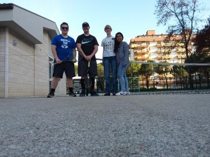 District tennis pic