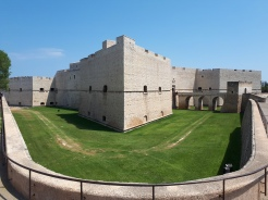 The Castle of Barletta