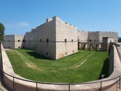 The Castle of Barletta