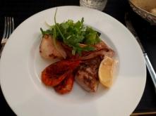 Delicious Food in Sardinia