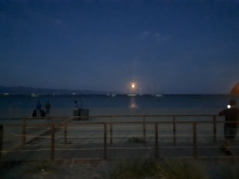 Moon at Poeto